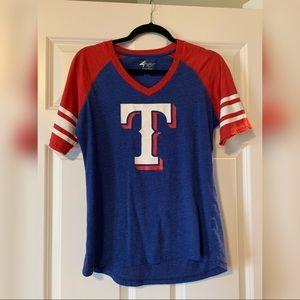 Texas Rangers womens Tee